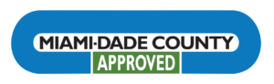 Miami-Dade County Marketing Approved Logo