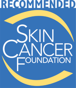 skin cancer foundation logo