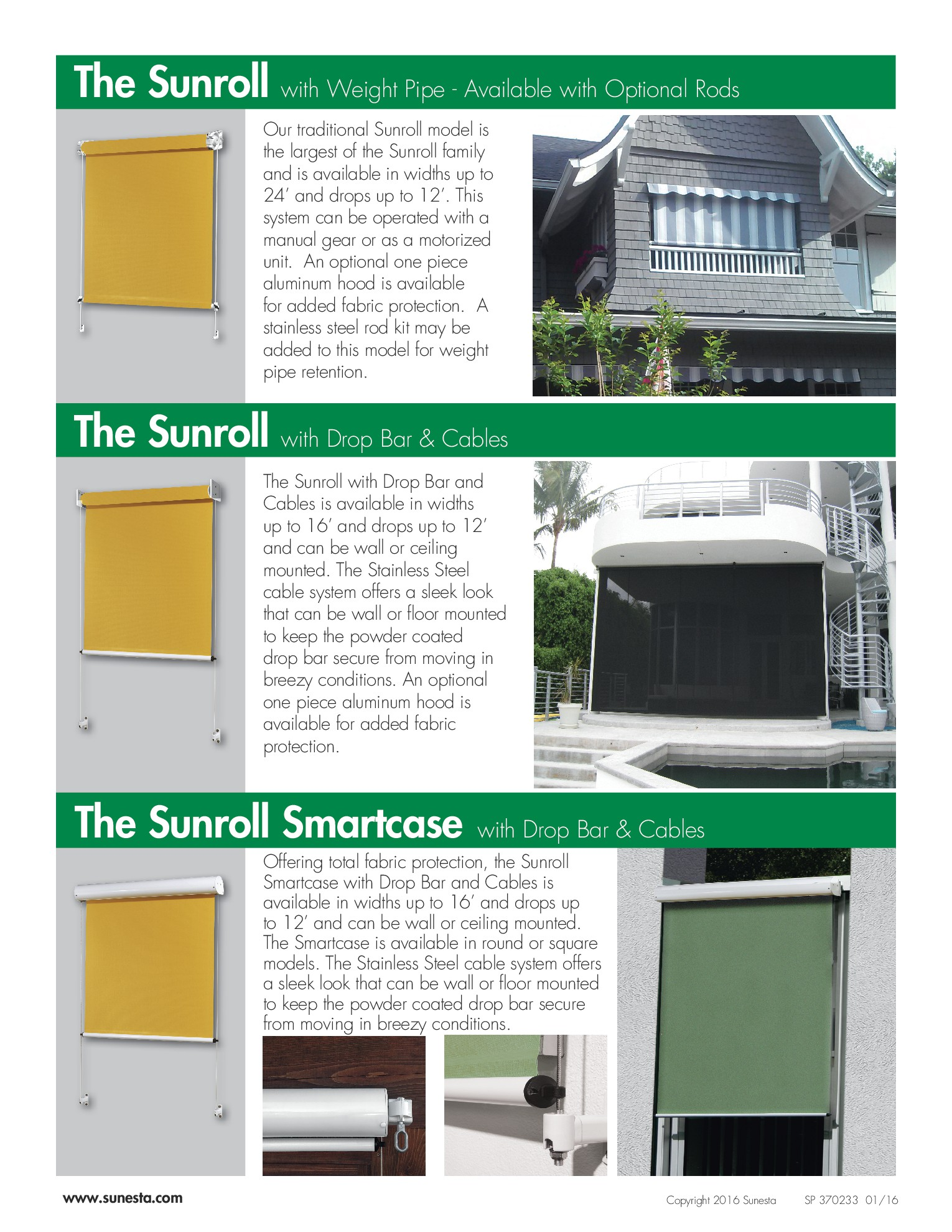 The Sunesta Sunroll Retractable Screen Nh Awningsnh