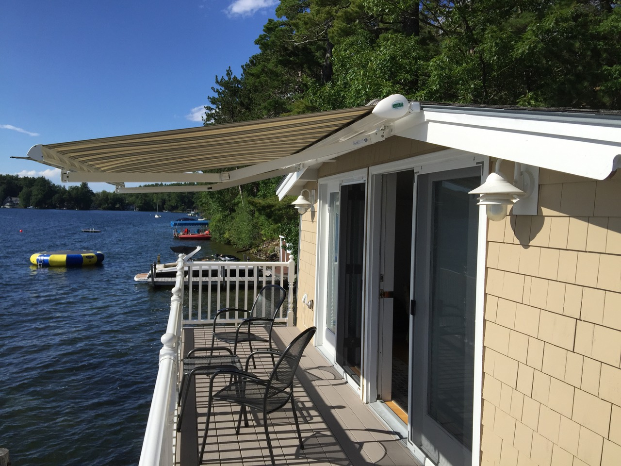 awnings newmarket nh image awnings installation in