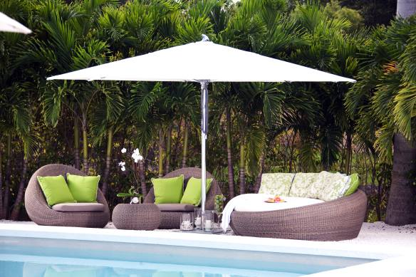excited to announce the addition of patio and cantilever umbrellas from tuuci pronounced too chee a manufacturer of world class outdoor furniture - Outdoor Patio Umbrellas