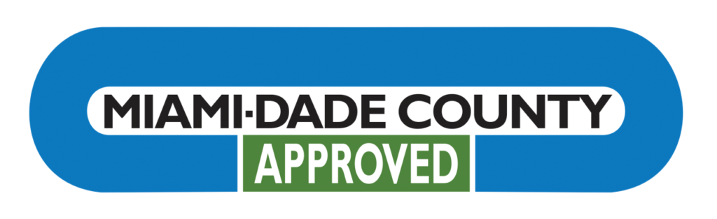 Miami Dade County Marketing Approved Logo No Background