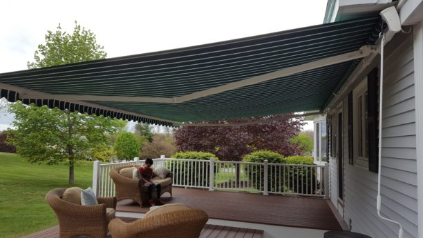 retractable awning in canaan nh