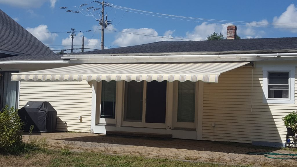 retractable awnings installers danbury nh