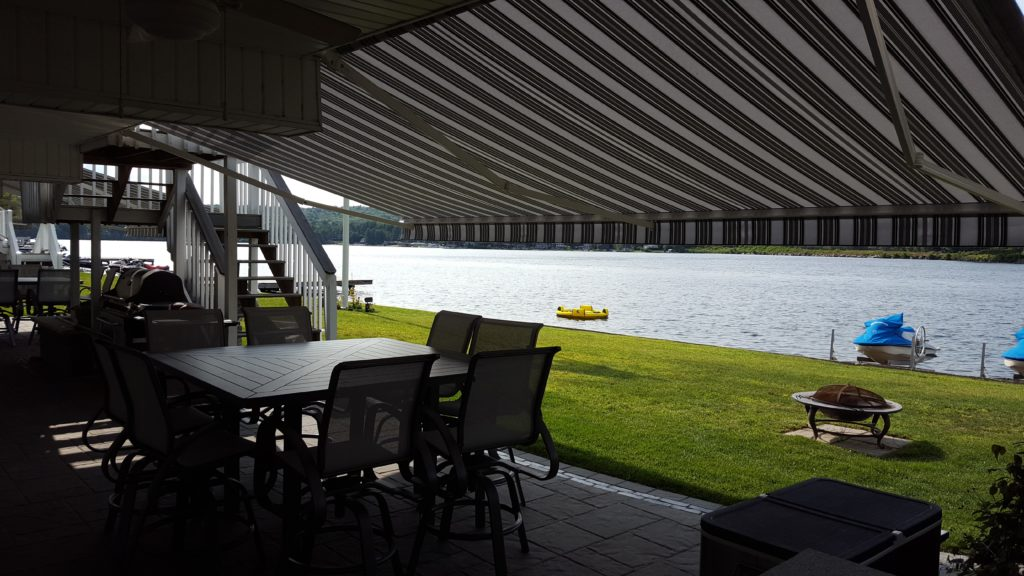 awning install in effingham nh