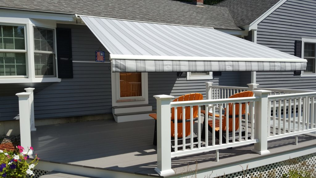 sanford maine retractable awning