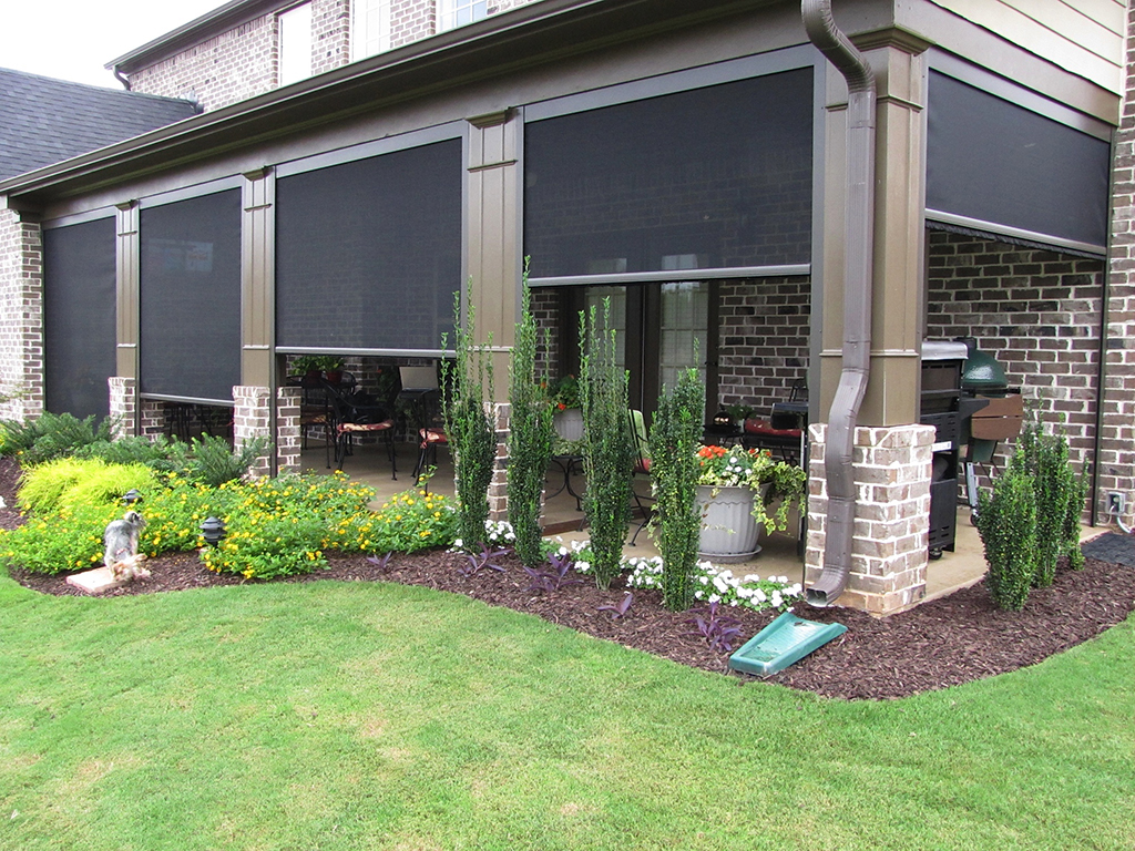 retractable screens contractor in wolfeboro nh