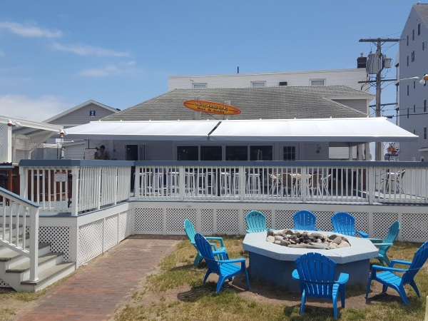 old orchard beach surfboard restaurant