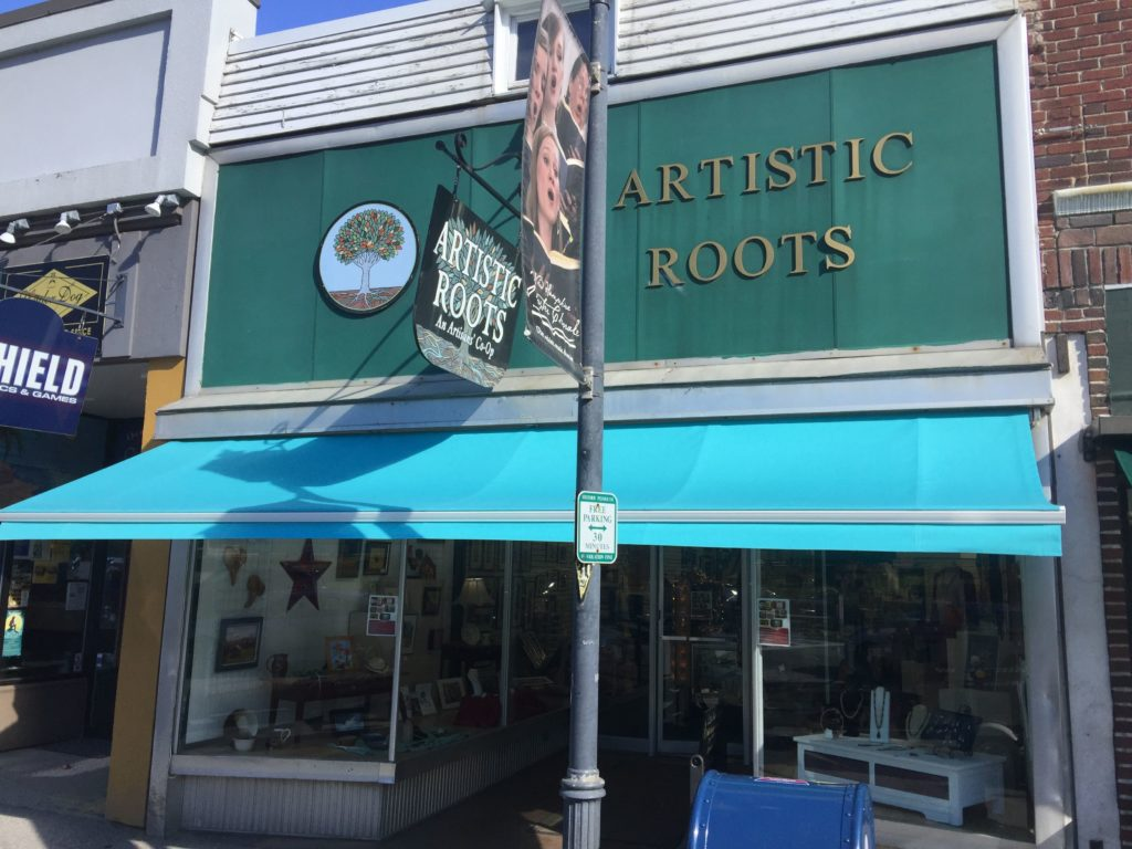 artistic roots commercial awning in plymouth nh