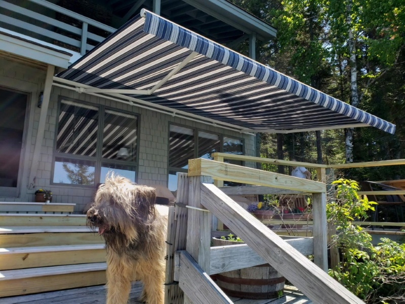 boothbay harbor awning